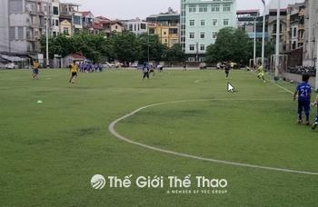 Sân bóng Minh Kiệt - Nguyễn An Ninh