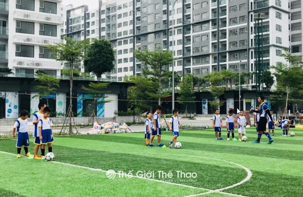 Sân bóng đá Thuần Việt