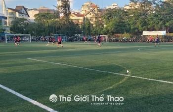 Sân bóng CLB Khánh Hội