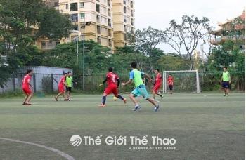 Sân bóng đá Mini City