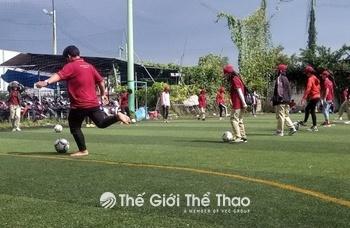 Sân bóng Trường Ngô Gia Tự
