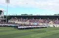 Sân bóng Trường Nguyễn Thị Thập