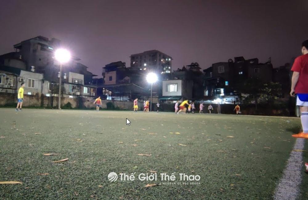 Sân bóng đá Quần Ngựa