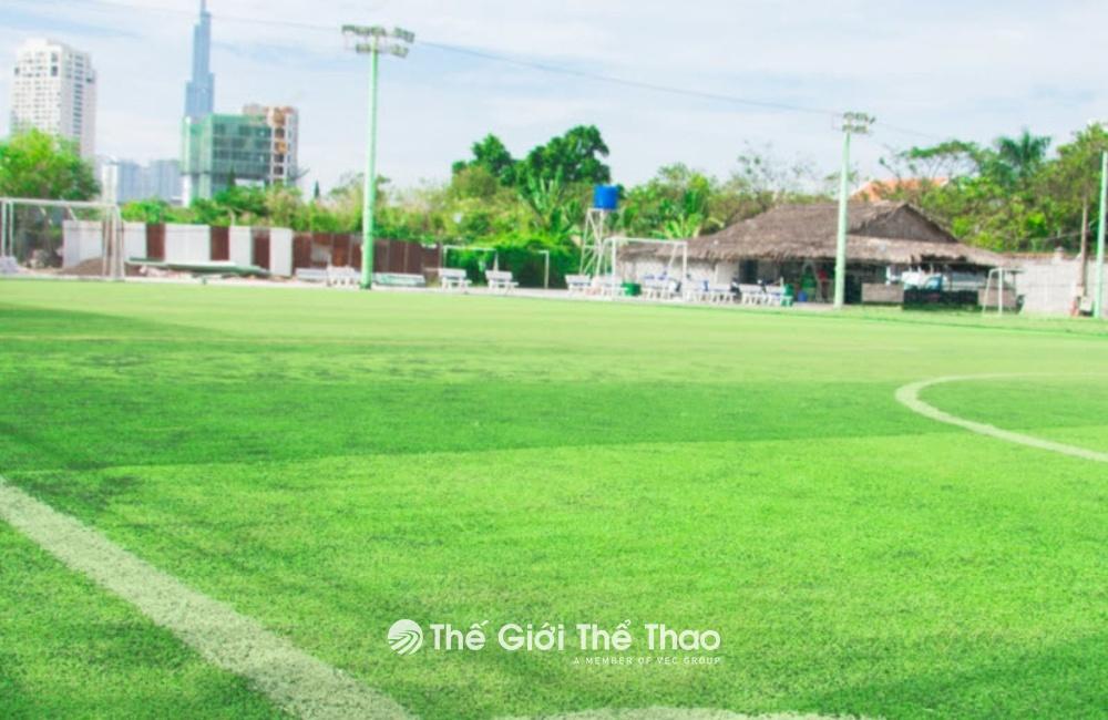 Sân bóng trung tâm thể dục thể thao Tiến Minh