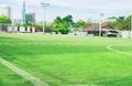 Sân bóng mini – Cao Đẳng Xây Dựng Số 2