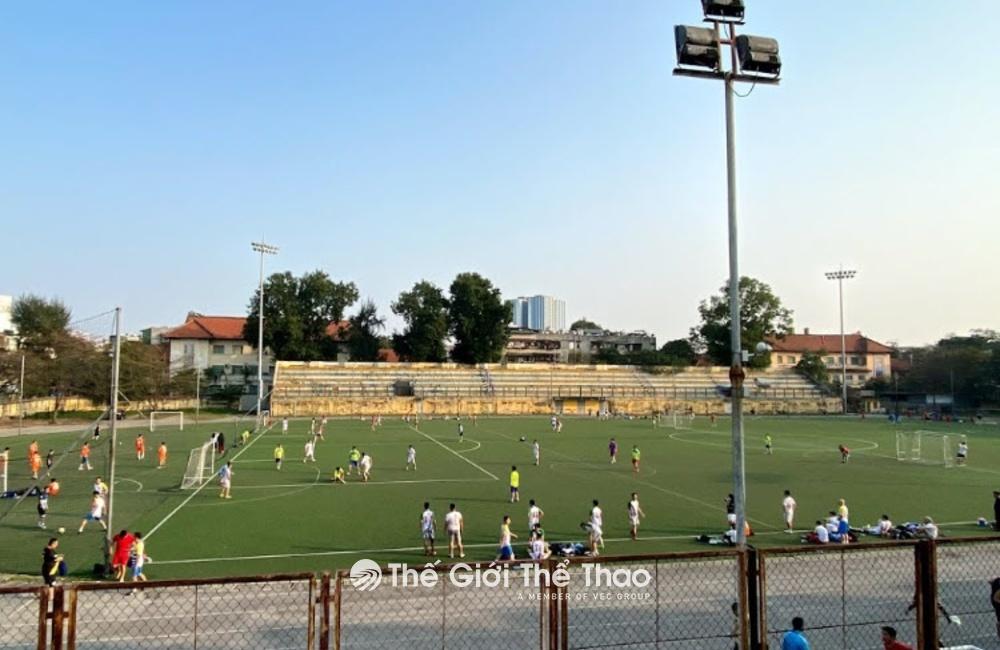Sân bóng cụm sân cỏ nhân tạo Thủ Đức