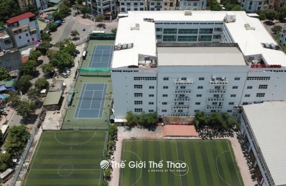 Sân bóng đá 1A Hồ Đá