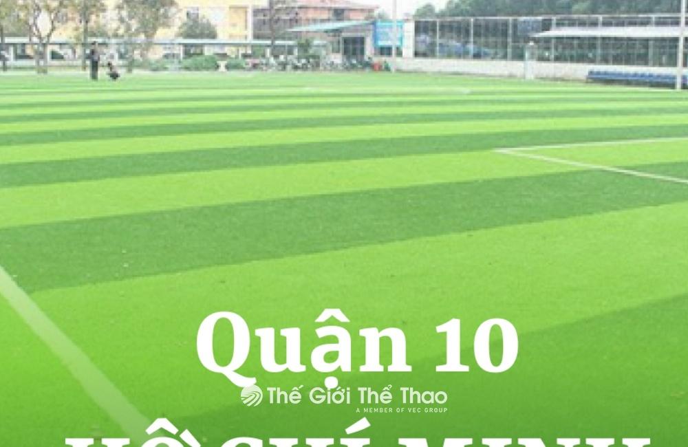Sân bóng Bãi xe số 4 - Trường Đại học Bách Khoa Tp. HCM