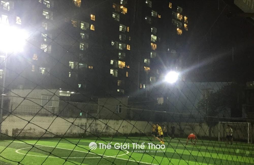 Sân bóng đá bóng mini Bình Triệu 3