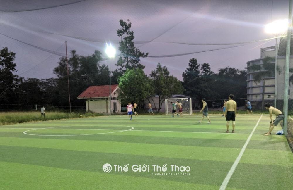 Sân bóng Đại học nông lâm Tp Hồ Chí Minh