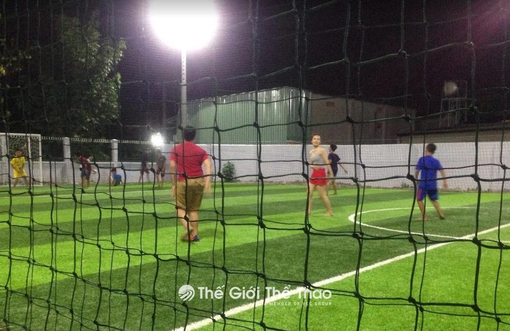 Sân bóng đá Bảo Châu