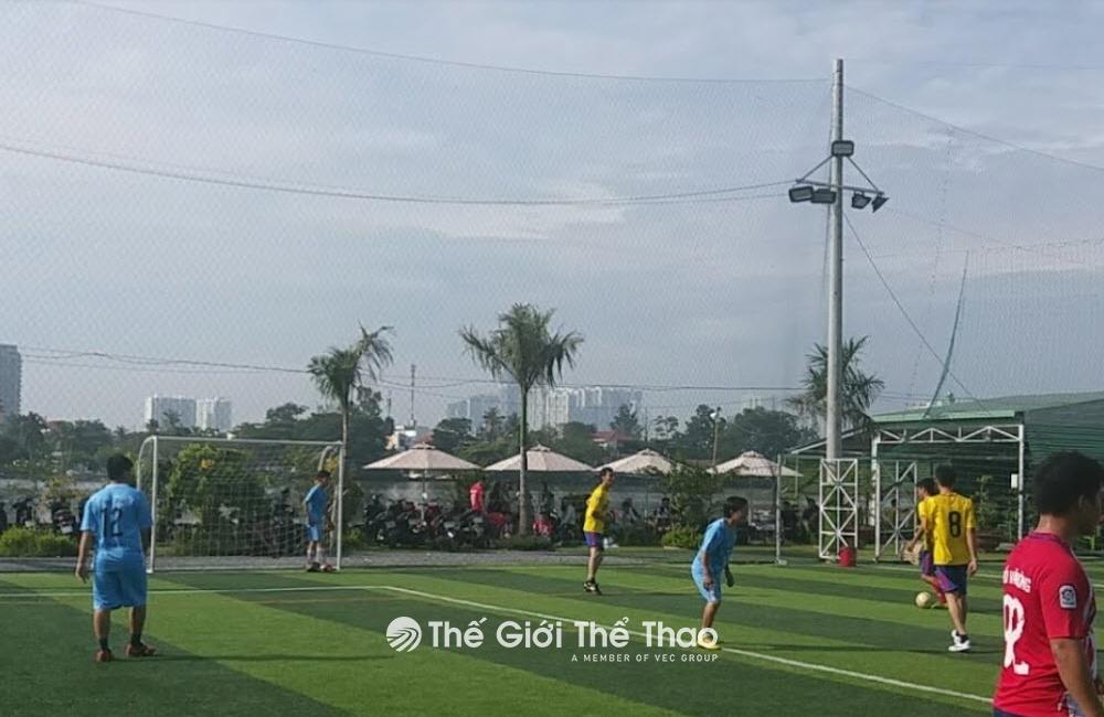 Sân bóng mini Ngọc Việt