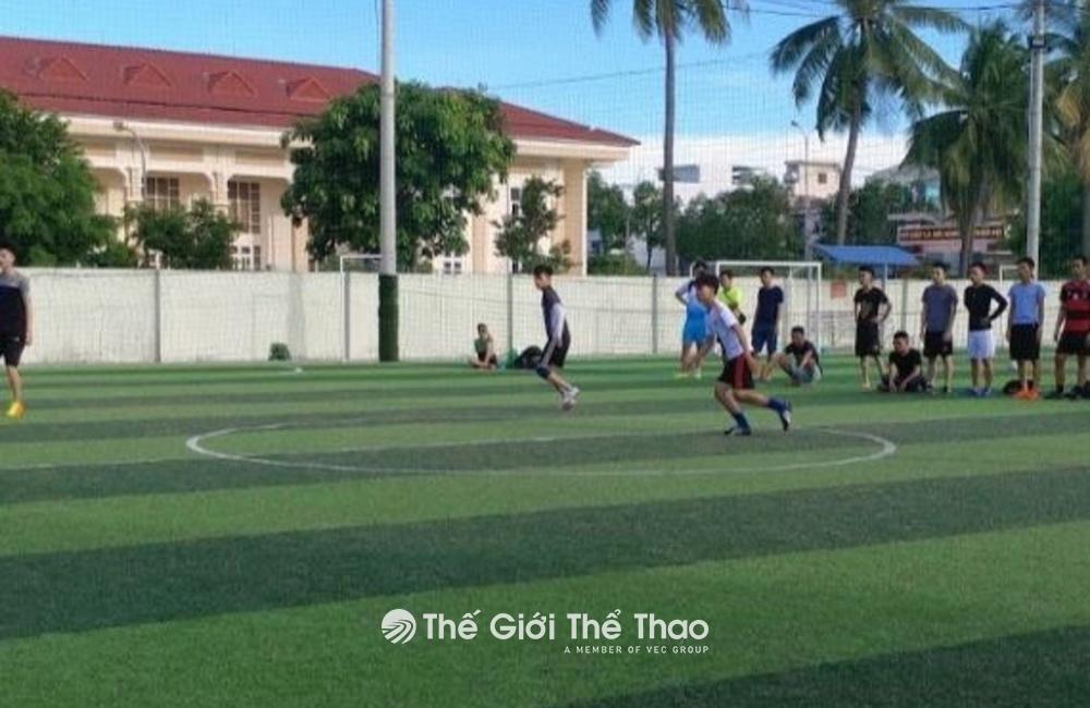 Sân bóng trung tâm thể thao Nam Hải Vân