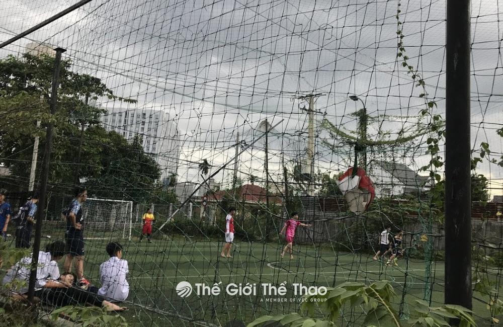 Sân bóng đá Mini Cỏ Nhân Tạo Hữu Nghị