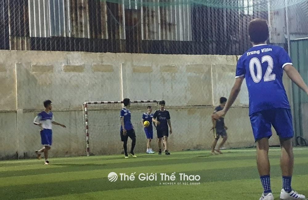 Sân bóng đá Mini Vuông Tròn