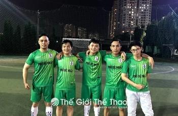 Sân bóng đá Mini Thành Phát