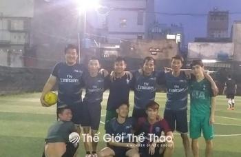 Sân bóng đá Mini Thùy Linh
