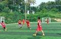 Sân bóng đá cỏ nhân tạo Minh Trí