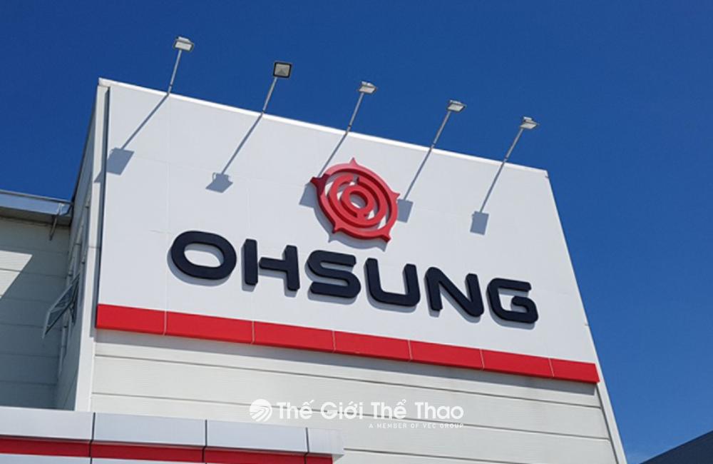 Sân bóng đá Nhà máy Ohsung Vina