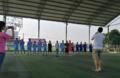 Sân bóng Bình Minh An Dương Hải phòng