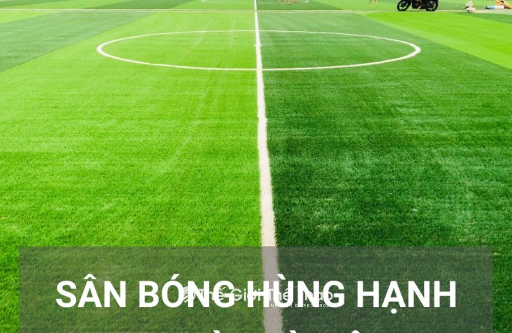 Sân bóng đá Hùng Hạnh - Ba Vì- Hà Nội