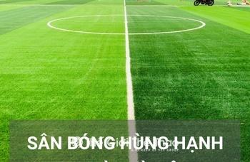 Sân bóng đá mini Hùng Hạnh