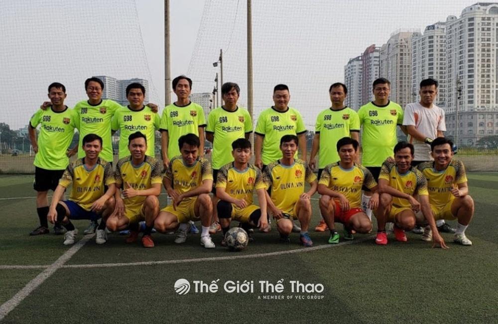 Sân bóng đá Mini Đào Duy Anh