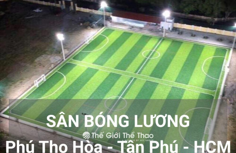 Sân bóng Lương - Phú Thọ Hòa - Tân phú