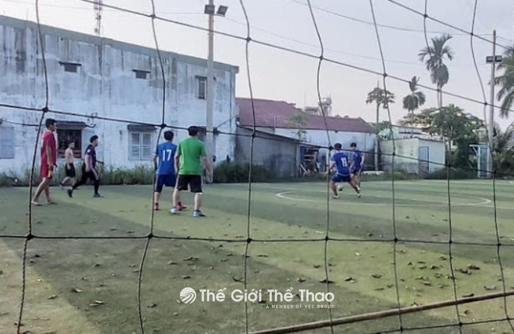 Sân bóng đá Clb Sân Bóng Đá Vườn Lài