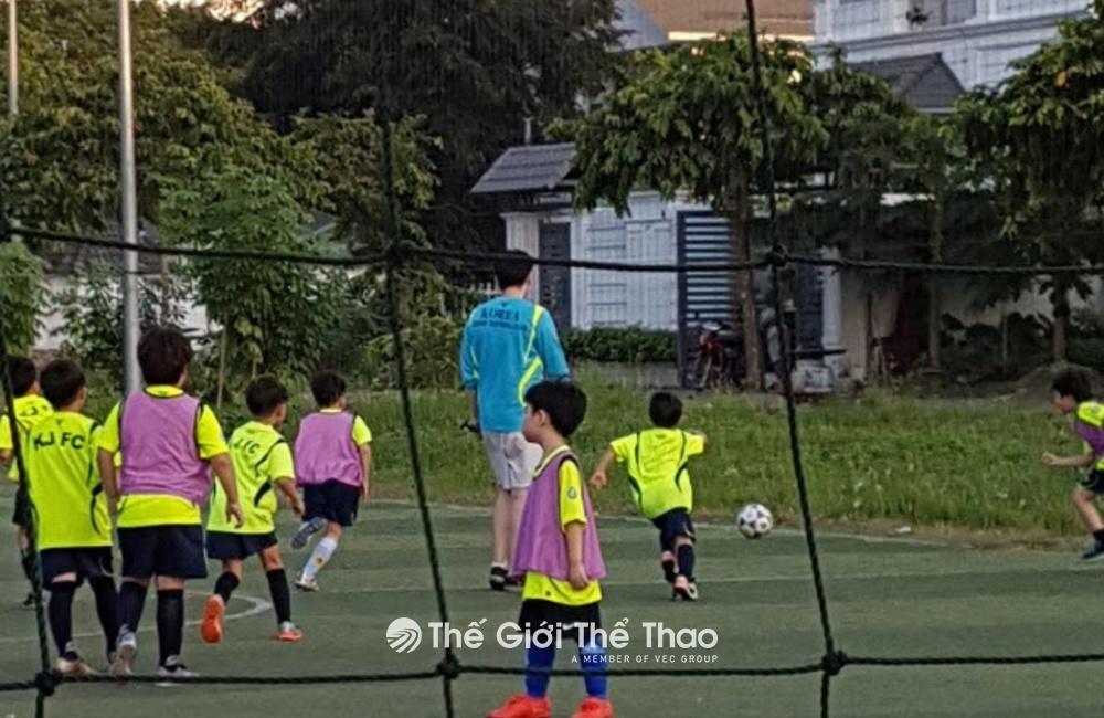 Sân Bóng đá Nam Long