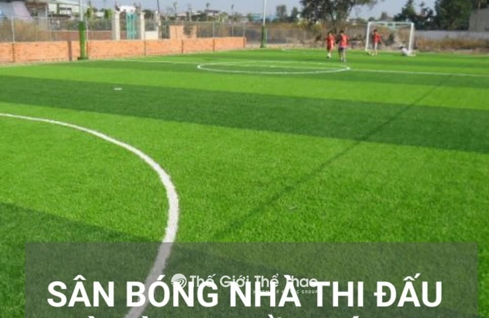 Sân Bóng nhà thi đấu huyện Nhà Bè