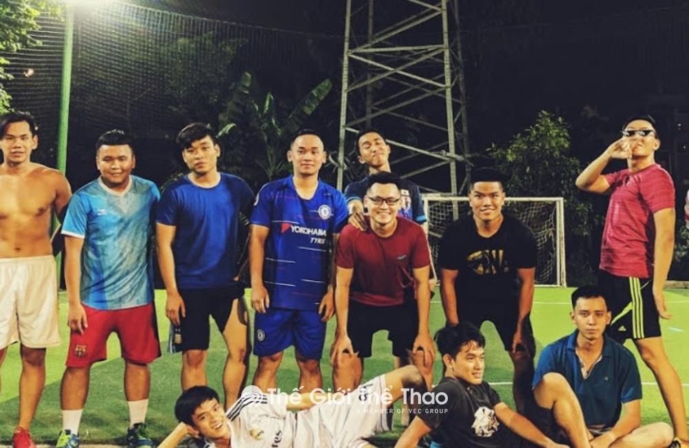 Sân bóng Quang Tuyến 7