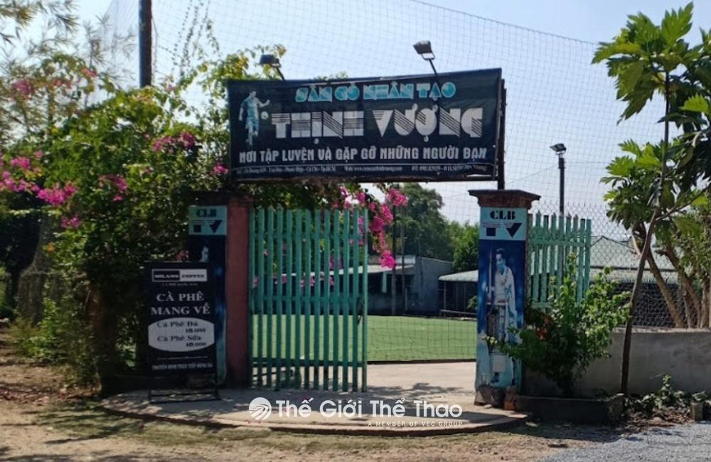 Sân bóng đá Mini Thịnh Vượng