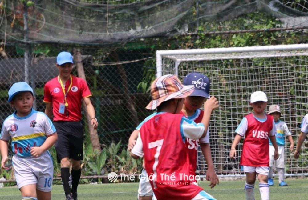 Sân Bóng Trung tâm dạy bóng trẻ em VJSS Nhà Bè