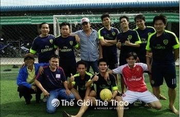 Sân bóng đá mini Thiên Sứ