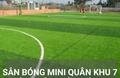 Sân bóng Quân Khu 7