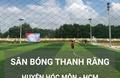 Sân bóng đá Mini Thanh Răng