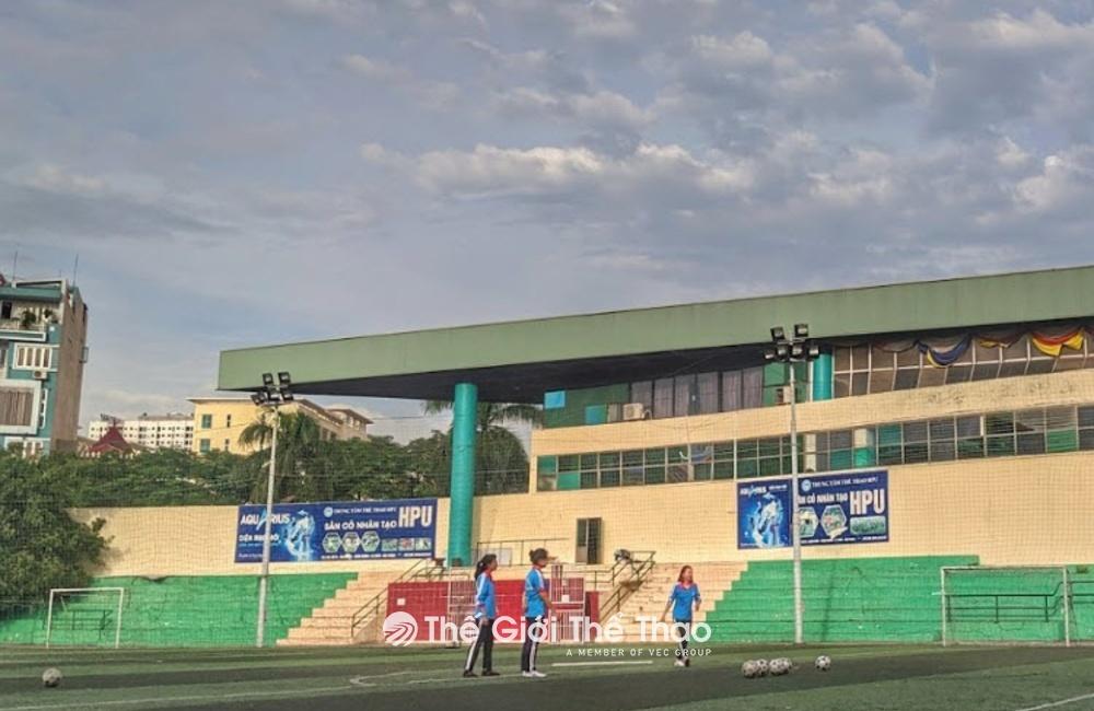 Sân bóng đá Khu Vực Thể Thao HPU UNITED SPORTS AREA