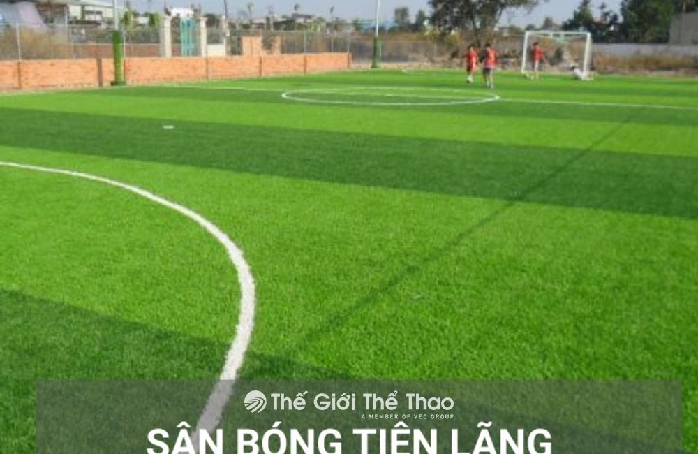 Sân bóng đá Mini Tiên Lãng