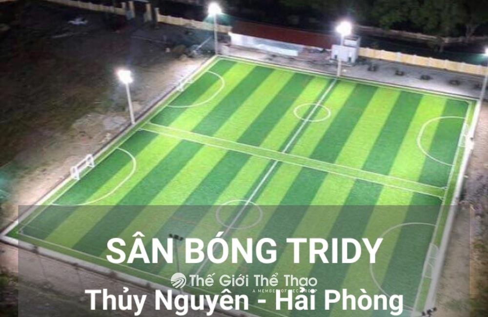 Sân bóng đá Mini Tridy