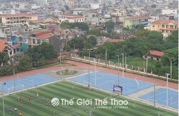 Sân bóng đá Đại học Y Hải Phòng