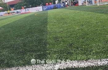 Sân bóng đá ĐH DL Hải Phòng