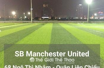 Sân bóng MU( 59 Ngô Thì Nhậm)
