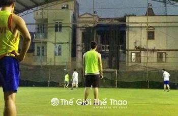 Sân bóng đá Vinh Quang