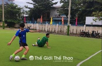 Sân bóng Thanh Thanh