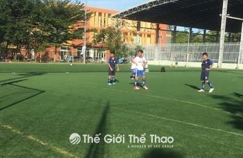 Sân bóng Trường ĐH TDTT Đà Nẵng