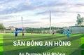 Sân bóng đá xã An Hồng