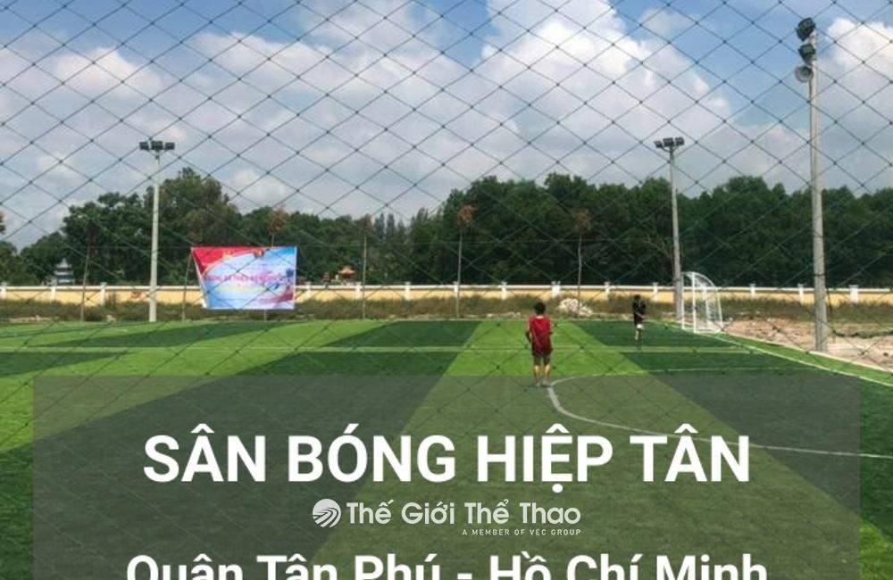 Sân bóng Hiệp Tân