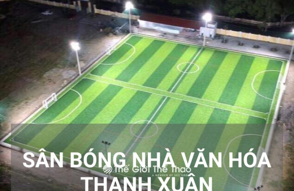 Sân bóng đá Nhà văn hóa Thanh Xuân