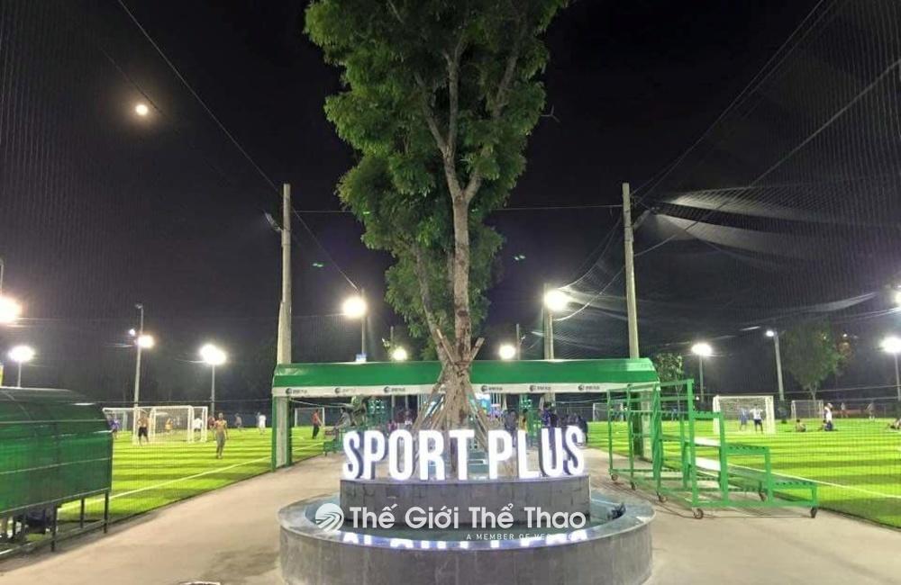 Sân bóng Sport  Plus